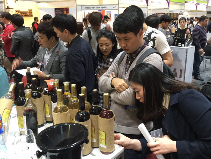 Wines&Spirits Expo 2016